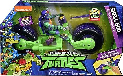 Amazon.com: Rise of the Teenage Mutant Ninja Turtles Shell ...