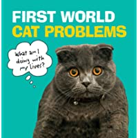 First World Cat Problems: What am I doing with my lives? (Humour)
