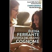 Storia del nuovo cognome (L'amica geniale Vol. 2) (Italian Edition) book cover