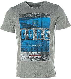 JACK   JONES Herren Kurzarm Hemd jprKevin Shirt 12116269  Amazon.de ... 1ce554ce26