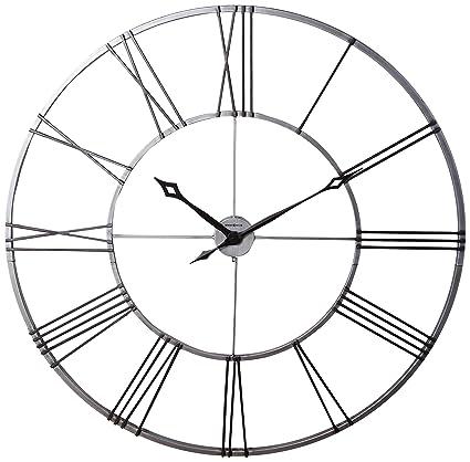 Amazon Com Howard Miller 625 472 Stockton Gallery Wall Clock Home