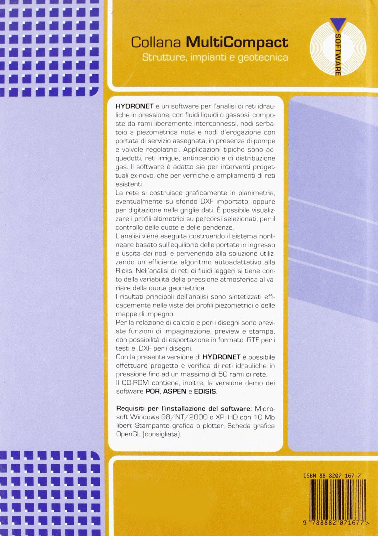 Hydronet. Con Contenuto digitale per download e accesso on line ...