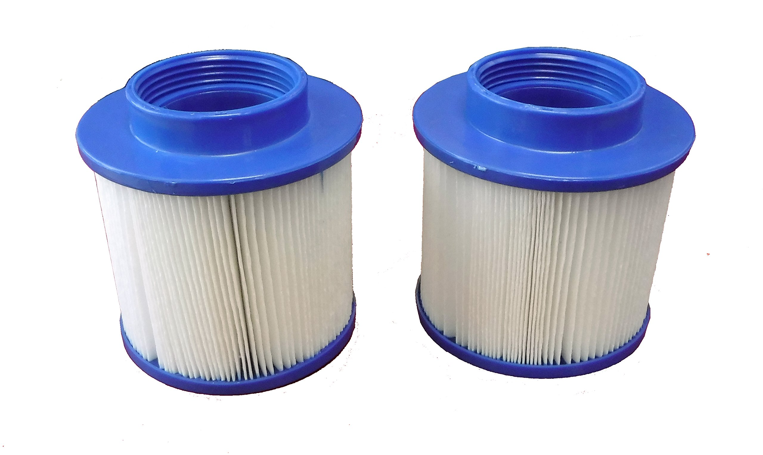 Smart Spa – Goplus/Aqua Spa PH050013, PH050015, PH050017, PH050018 Replacement Spa Filter -Note - Filters ONLY FIT Goplus & Aqua & Aero SPAS. Pack of 2