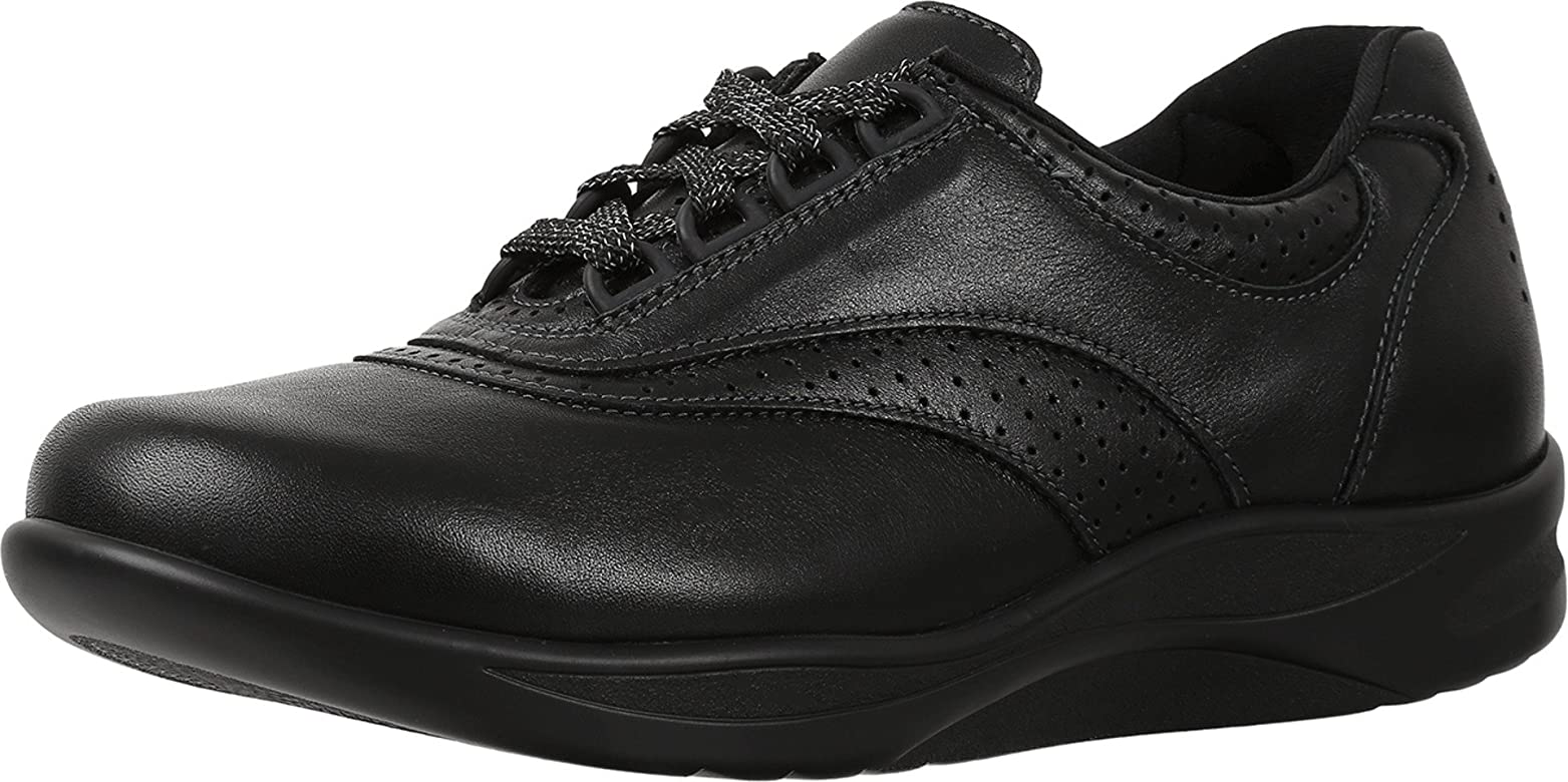 Walk Easy Lace up Shoes Black