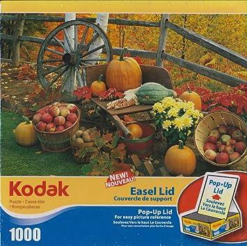 """Kodak """"Fall Harvest"""" 1000-piece Puzzle (18 ..."""