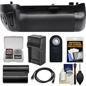 Vivitar MB-D16 Pro Series Multi-Power Battery Grip with