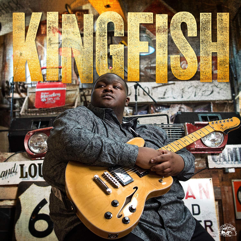 Kingfish by Alligator
