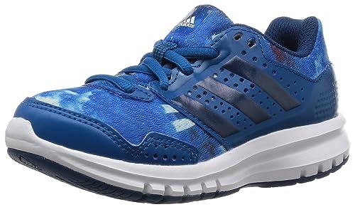 timeless design 8917e 3fc37 adidas Duramo 7 k - Scarpe da Running da Bambini, Taglia 33, Colore Blu
