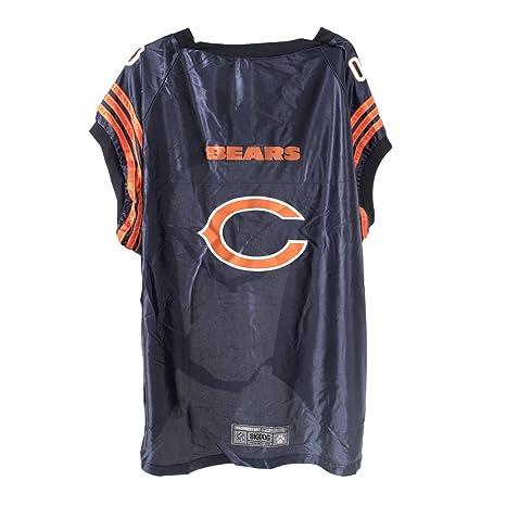 6a23e553b Amazon.com   NFL Chicago Bears Premium Pet Jersey