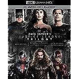 Zack Snyder's Justice League Trilogy [Blu-ray]