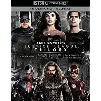 Zack Snyder's Justice League Trilogy