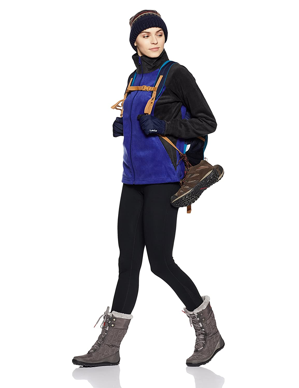 Columbia Sportswear Womens Dotswarm II Fleece Full Zip Jacket
