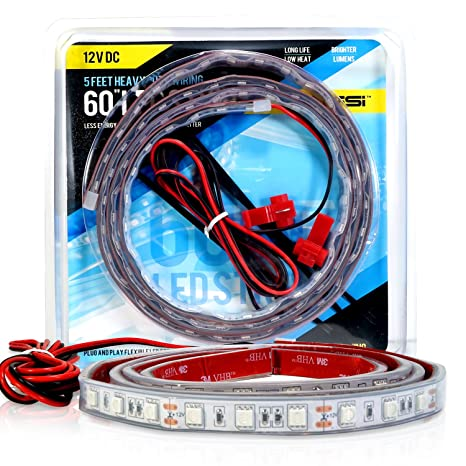 Review LED Strip Flexible Rope