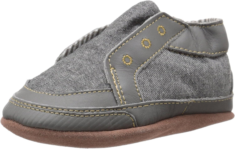 Amazon.com | Robeez Boys Crosshatch | Shoes