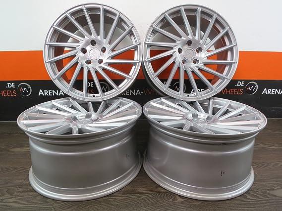 4 llantas de aleación Keskin KT17 de 18 pulgadas para Opel Insignia A Sports Country Tourer 0G-A OPC SFP: Amazon.es: Coche y moto