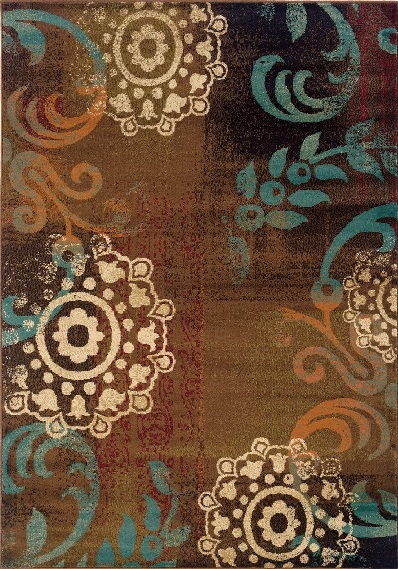 Oriental Weavers Emerson 2822A Area Rug, 10 0 x 13 0