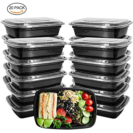 Review Meal Prep Containers, [20