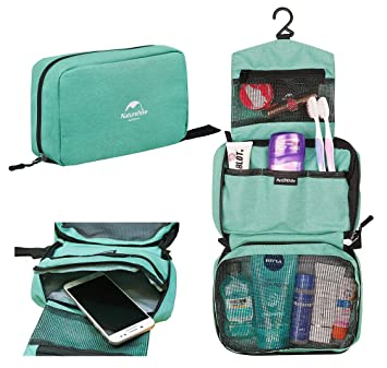 Cosmetic Case Organizer Bag for Travel - Makeup Toiletry Train Cases for  Women   Men - f44cfca9cc10c