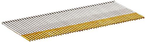 Simpson Swan Secure T15N150SFB 15-Gauge Angle DA Series 316 Stainless Steel 1-1 2-Inch Finish Nails, 500 Per Box