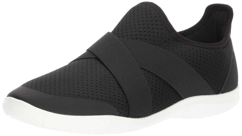 Crocs Women's Swiftwater Cross-Strap Slip On B01N0RTRWZ 10 M US|Black/White