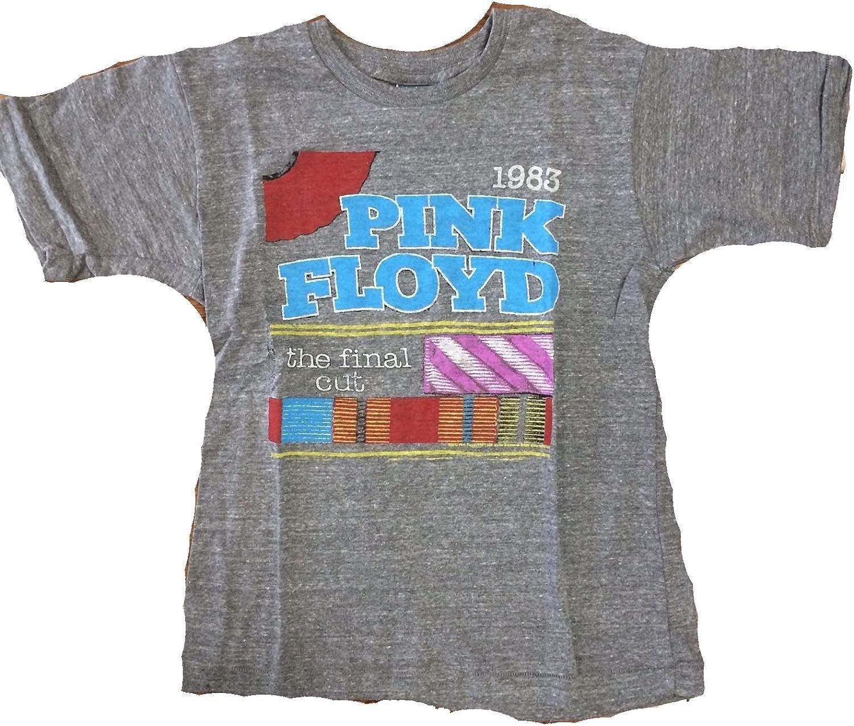 Junk Food Vintage Inspired Pink Floyd 1983 Final Cut Boys T-Shirt