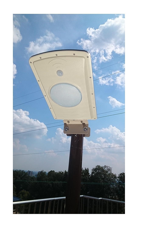 ソーラー外灯 SIGEN-SK センサーライト 防水 防犯 動体センサー スポットライト 太陽光発電 屋外照明 B075VRZPQS 19800