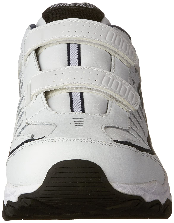 Skechers-Men-039-s-After-Burn-Memory-Fit-Strike-Off-Lace-Up-Sneaker thumbnail 58