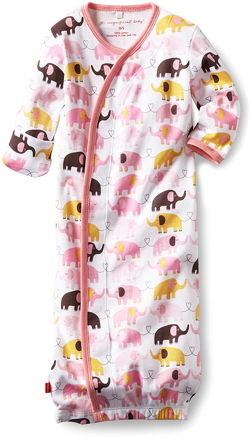 Magnificent Baby Boy's Marrakesh Gown, Elephant, New Born 1130G-OS