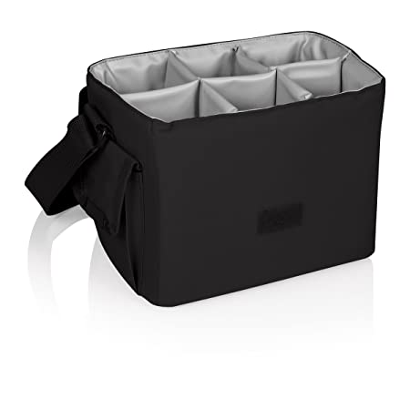 PICNIC TIME Six-Porter Insulated Beverage Tote