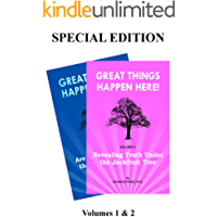 Revealing Truth Under The Jackfruit Tree - Special Edition (Great Things Happen Here! Book 0) (English Edition)