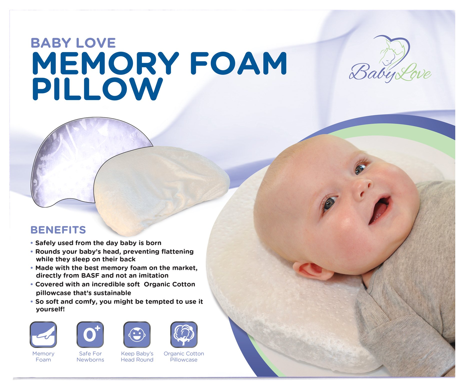 Amazon Com Merryshop Prevent Flat Head Toddle From Baby