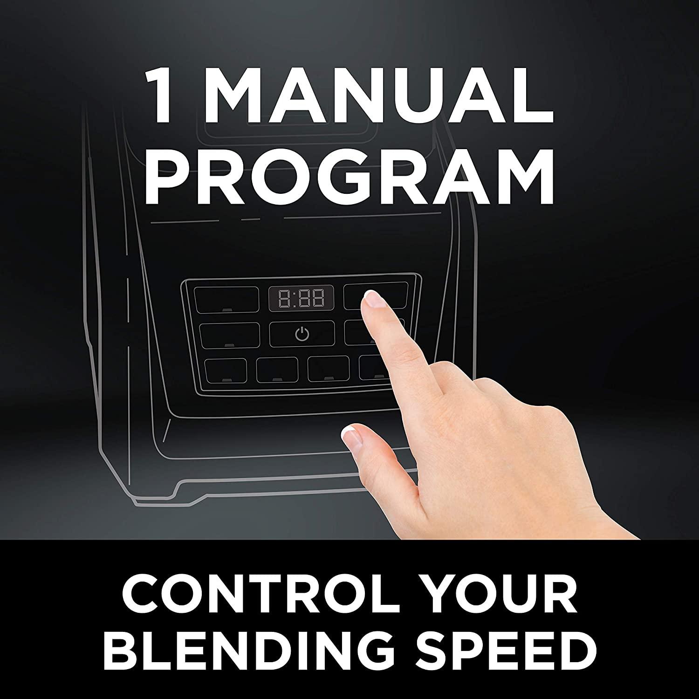 Ninja Nutri Pro Compact Personal Blender (BL456)