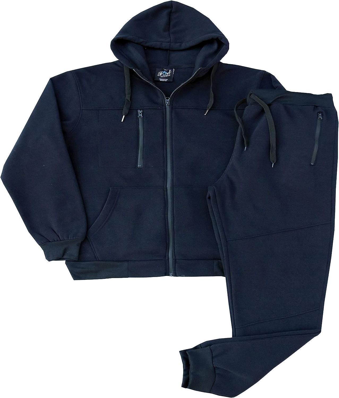 Fort Fashion Men Tech Fleece Jogger Sweat Suit