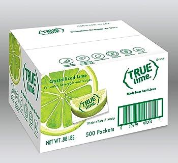 500-Pack True Citrus Bulk Pack 0.03 Ounce (Lime)