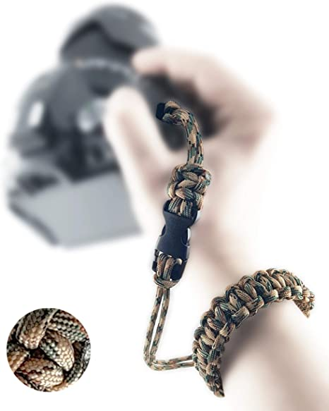 Paracord Mind Care Essentials - Correa de Mano para cámaras réflex ...
