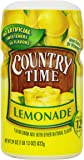 Country Time Flavored Drink Mix, Lemonade, 29 Ounce Container (Pack of 4)