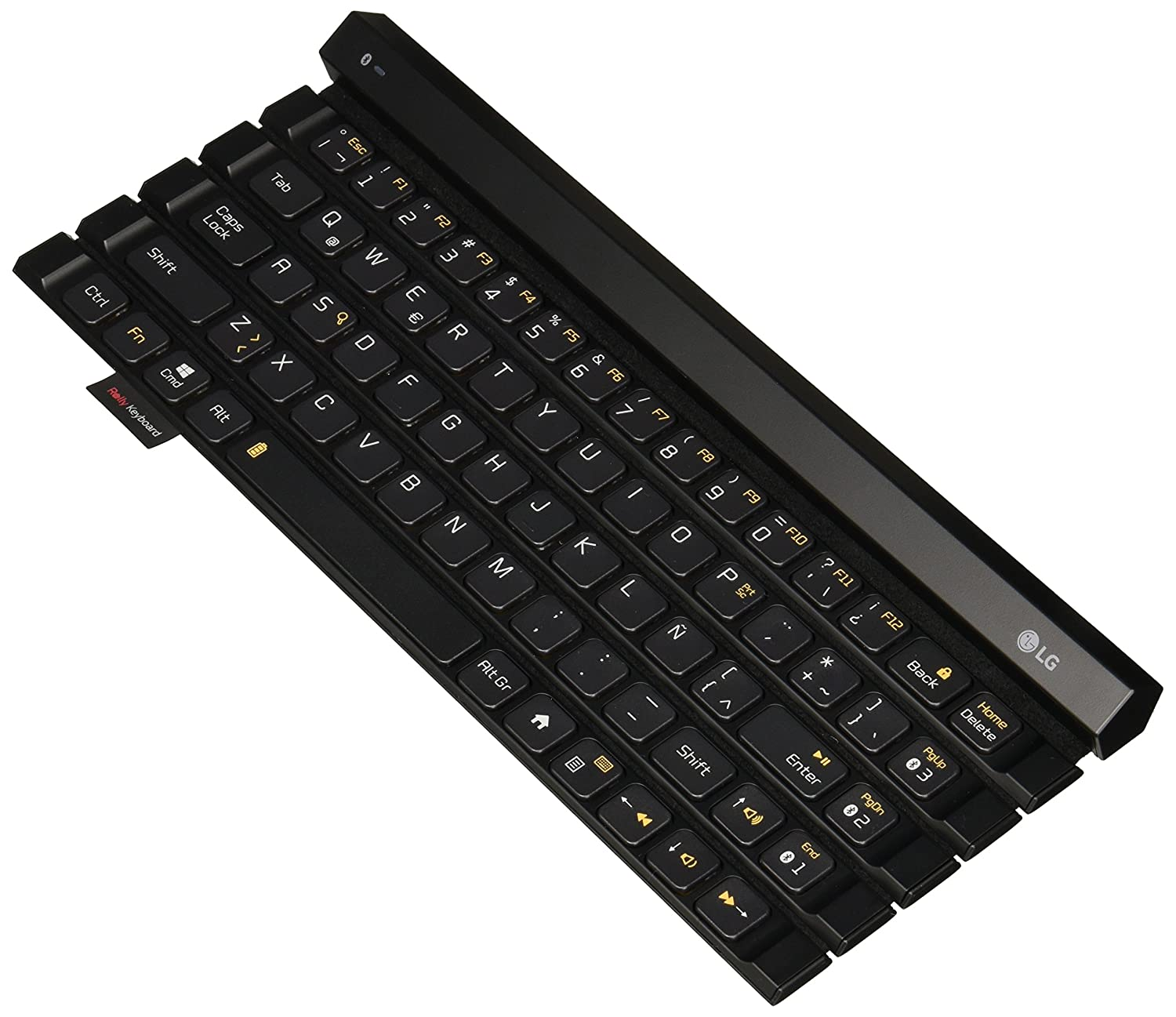 Amazon Com Lg Rolly Keyboard 2 Kbb 710 Portable Bluetooth Flexible