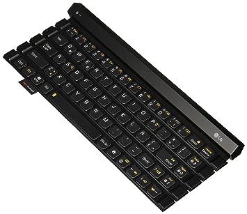 LG Rolly teclado 2 kbb-710 portátil Bluetooth Flexible diseño de pentágono: Amazon.es: Instrumentos musicales