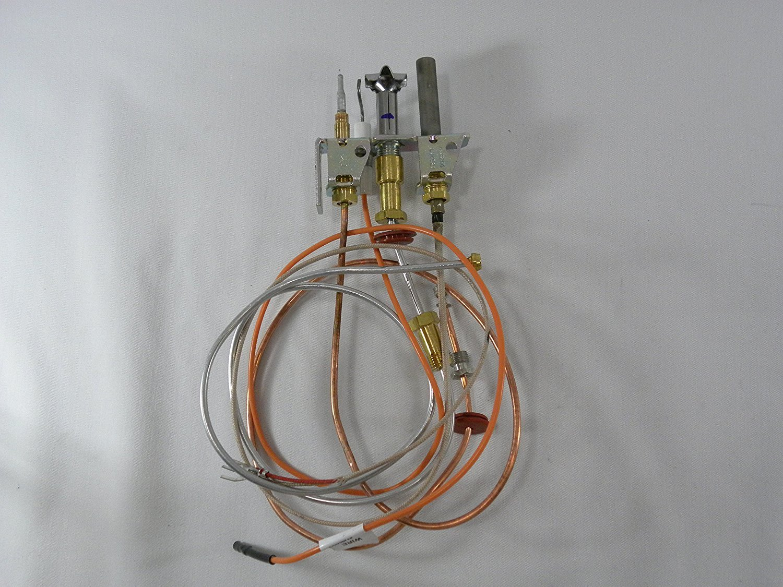 Heat-n-glo Pilot Assembly 446-511a Propane by Heatilator / Heat n Glo (Image #4)
