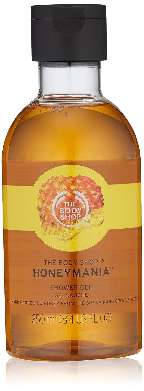 Amazon.com : The Body Shop Honeymania Shower Gel, Paraben-Free ...
