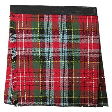 Kilt/falda escocesa para bebés y niños pequeños - Tartán Caledonia ...