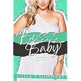 Boss's Baby: A Secret Baby Office Romance (Forbidden First Times)