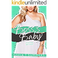 Boss's Baby: A Secret Baby Office Romance (Forbidden First Times Book 5)