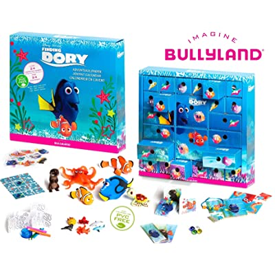 Bullyland Finding Dory Calendrier de l'Avent 2016 - Disney Findet Dorie - Calendrier D'avent