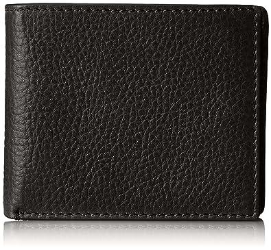 f29ee4b5b5aa5d Fossil Herren Geldbörse – Richard Rfid Bifold Schwarz (Black),  9.5299999999999994x1.91x11.43 cm: Amazon.de: Schuhe & Handtaschen