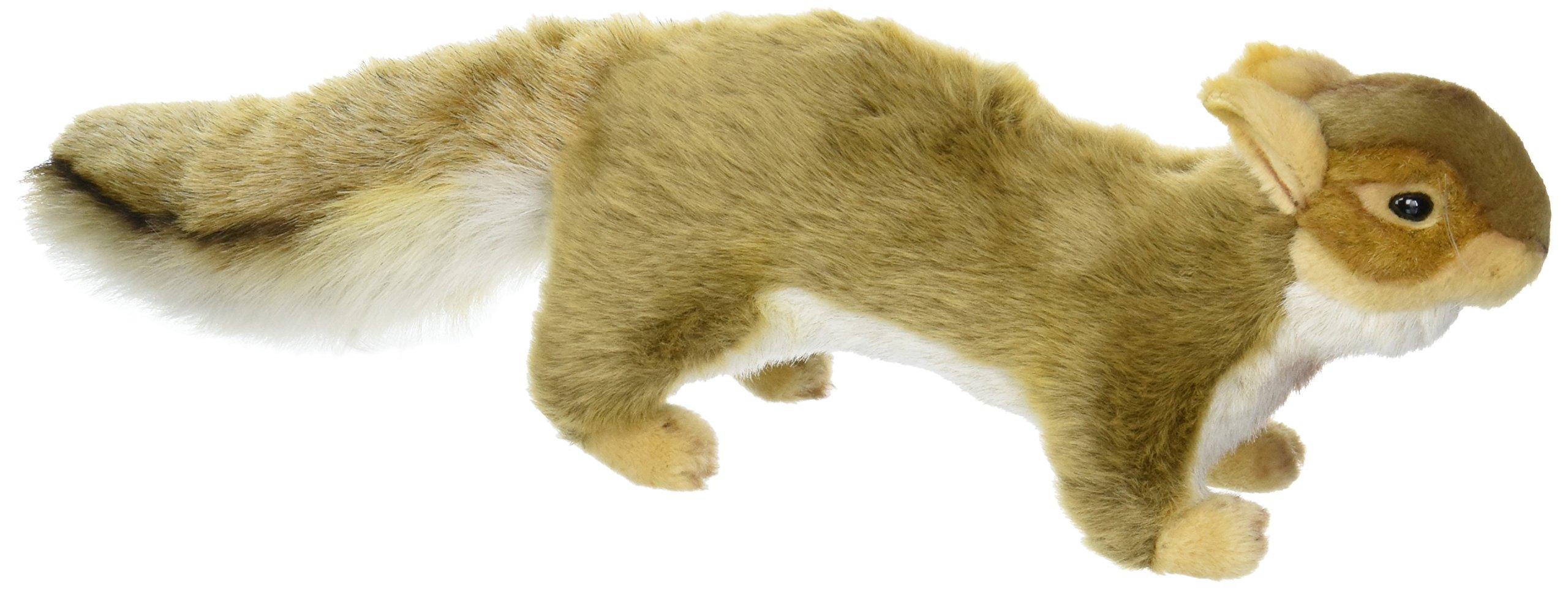 HANSA Squirrel Plush, Brown by HANSA