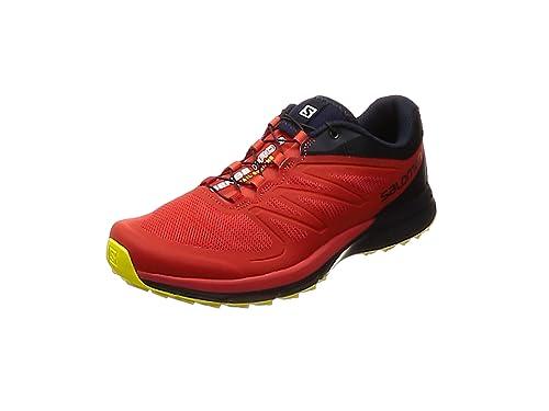 Chaussures Salomon Sense Pro bleu indigo homme  40 EU Chaussures Salomon Sense Pro bleu indigo homme fynzH