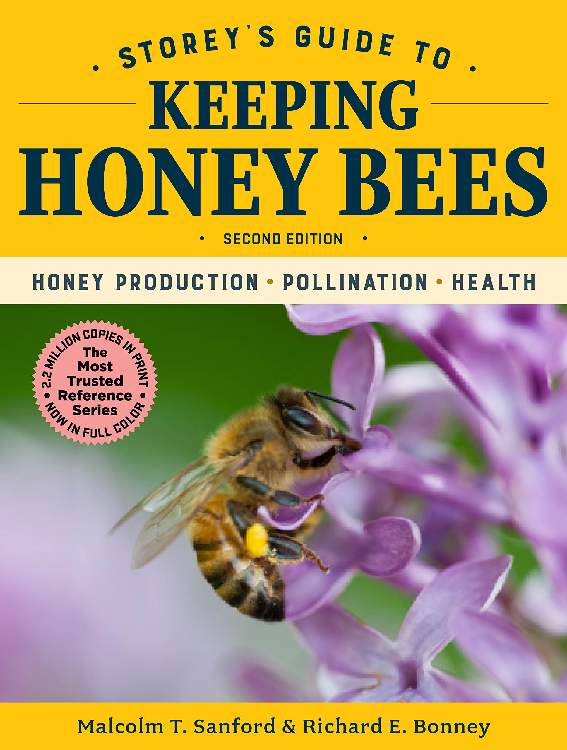 storey u0027s guide to keeping honey bees honey production