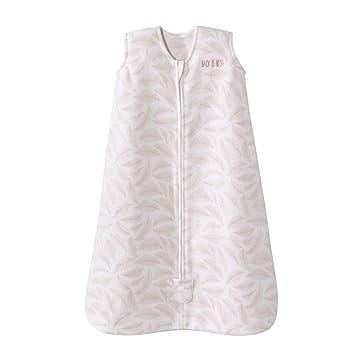 72ecca415d Amazon.com  Halo Sleepsack Wearable Blanket Micro Fleece - Pine Leaves  Pink