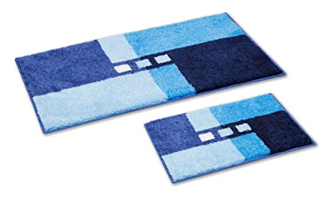Set parure tappeto tappeti bagno cm giro water bidet